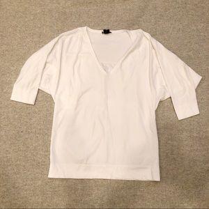 Theory Garrison Modus Dolman Sleeve Sweater